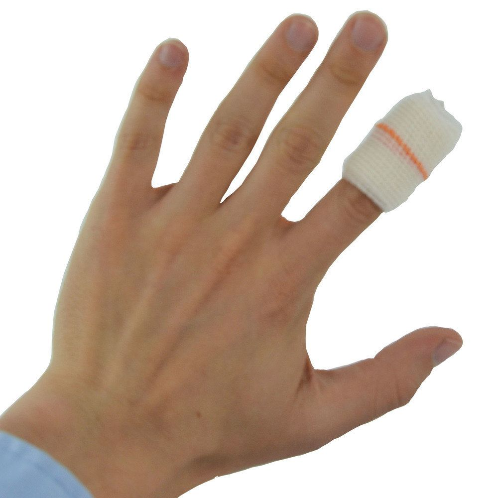 how to fix a sprained finger quickly