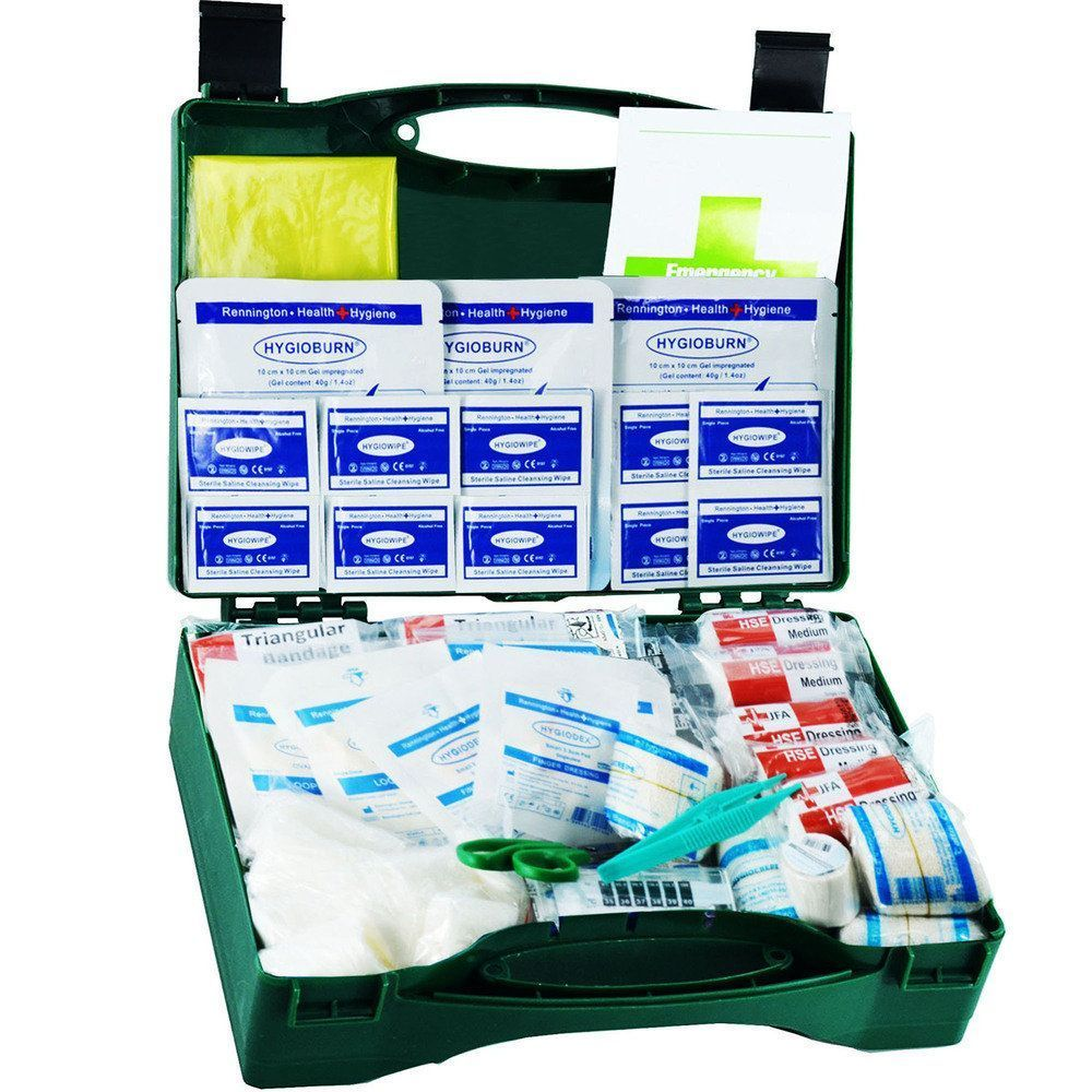 Jfa School Nurse First Aid Kit 125 Pieces First Aid 4 You