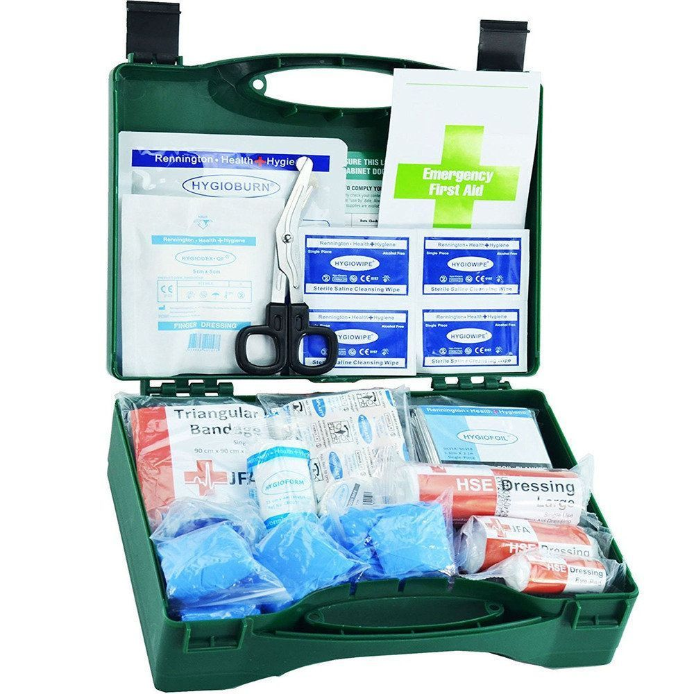 JFA Small BSI First Aid Kit in standard case