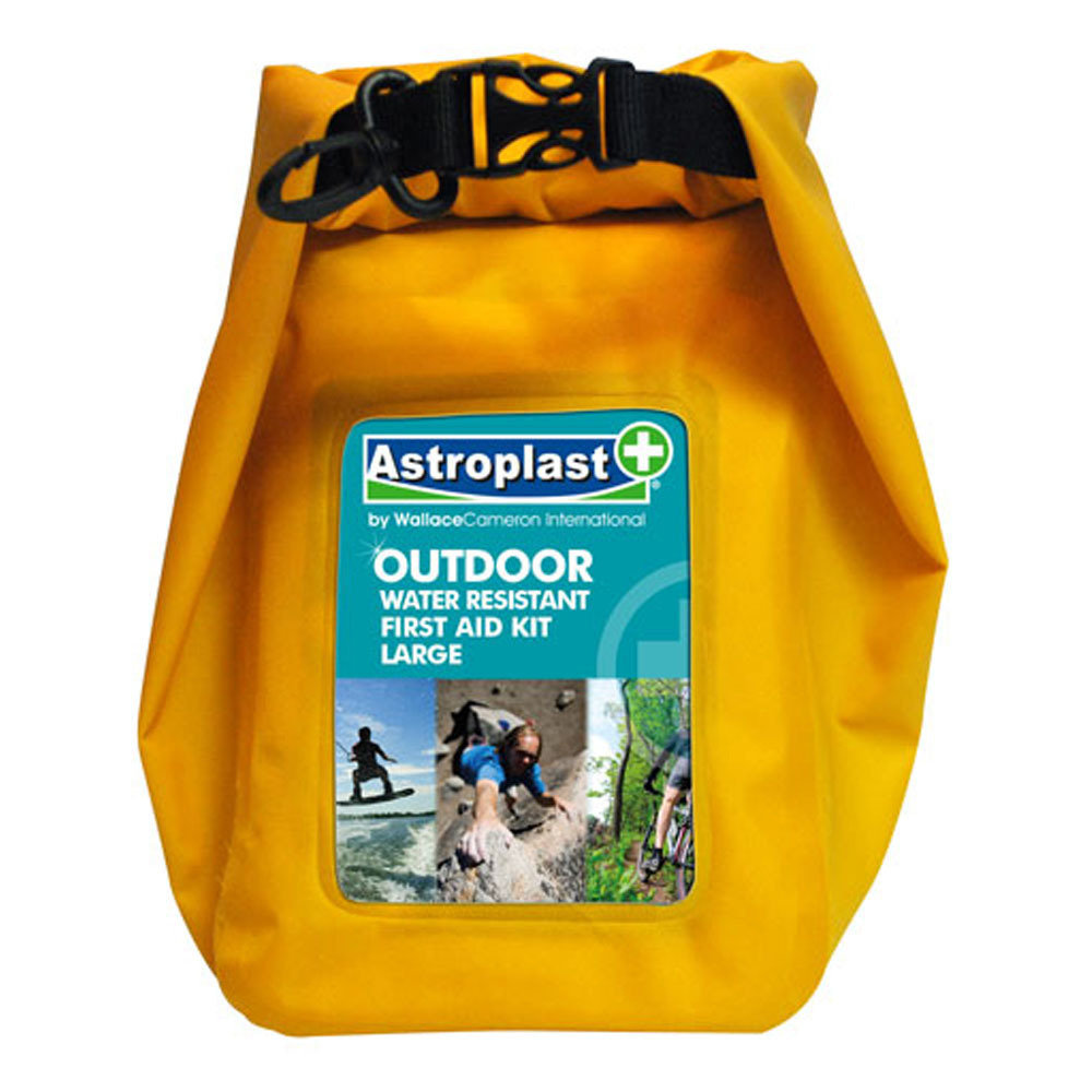 Wallace Cameron Large Waterproof Outdoor First Aid Kit