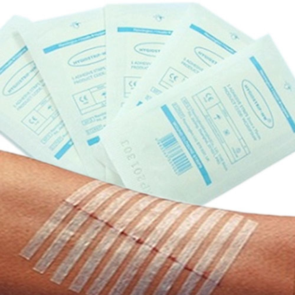Standard Wound Closure Strips 3mm x 75mm - 250 strips per pack